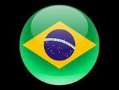 Bandeira do Brasil América do Sul Continente